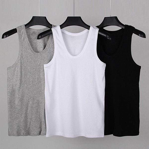 Men Tanks & Singlets