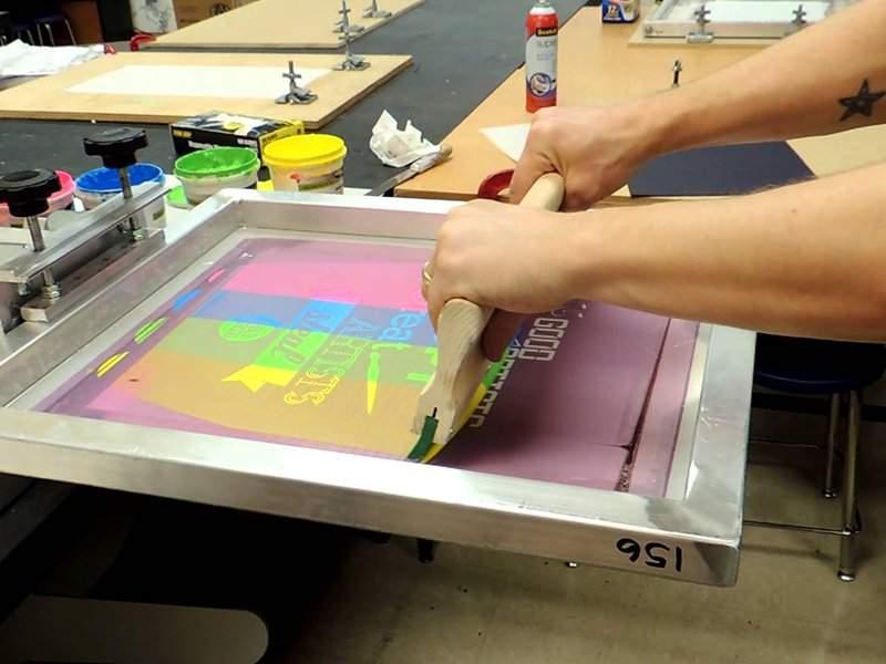 T Shirt Screen Printing Sydney